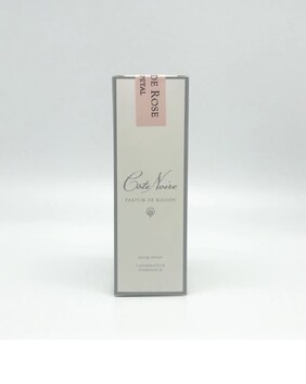COTE NOIRE ROOM SPRAY - ROSE PETAL